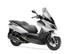 Maxiscooters Kymco