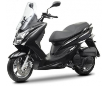 Yamaha Majesty 125 S