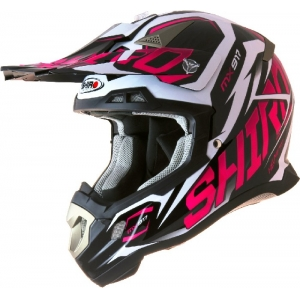 CASCO OFF ROAD SHIRO MX-917 THUNDER 1