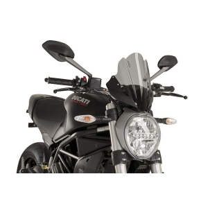 CÚPULA NAKED NEW GENERATION TOURING PUIG 8900- DUCATI MONSTER 797 2017 1