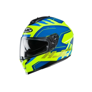 CASCO INTEGRAL HJC C70 KORO 1