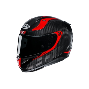 CASCO INTEGRAL HJC RPHA 11 CARBON BLEER 1