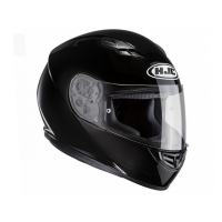 CASCO HJC CS-15 NEGRO 10103006