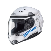 CASCO HJC CS-15 STAR WARS STORM TROOPER MC10SF 10207006