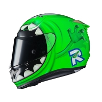 CASCO HJC RPHA 11 DISNEY PIXAR MIKE WAZOWSKI MC4 13190406