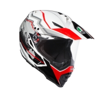 CASCO AGV AX-8 DUAL EVO E2205 MULTI EARTH 217611A2D0015
