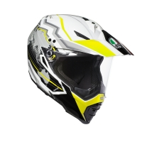 CASCO AGV AX-8 DUAL EVO E2205 MULTI EARTH 217611A2D0016