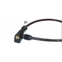 Antirrobo Cable Urban 435 - Ø9 - 60cm
