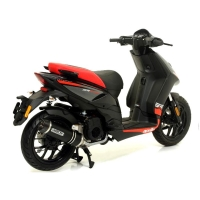 Escape Arrow 53502AKN Street Thunder (aluminio Dark copa carbono) SR MOTARD 125