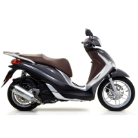 Escape Arrow 53517AN Urban (aluminio copa negra) Piaggio Medley 125 / 150 2016