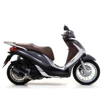 Escape Arrow 53517ANN Urban (aluminio dark copa negra) Piaggio Medley 125 / 150 2016