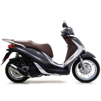 Escape Arrow 53517XN Urban (nichrom copa negra) Piaggio Medley 125 / 150 2016