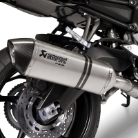 Akrapovic Escape Slip-On titanio FZ8-Series exclusivo Yamaha 90798-30501-00