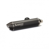 Akrapovic Yamaha Tmax Black  Exclusivo