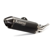 Akrapovic Yamaha Xmax 125 ABS Black Exclusivo