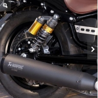 Akrapovic Yamaha XV950 Exclusivo