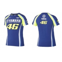 Camiseta MUJER MOTOGP 2018 ROSSI VR46 OFICIAL Yamaha B18-VR200-E0