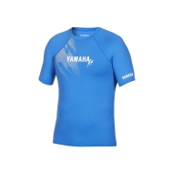 Camiseta rashguard Marine WR Racing Yamaha D17-AT114-E0-0M