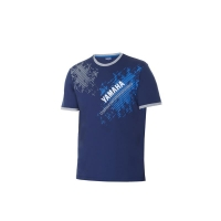 Camiseta Marine WR Casual Yamaha K17-AT115-E4-0M