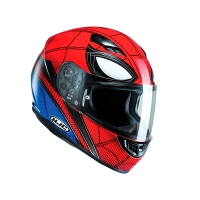 CASCO HJC CS-15 SPIDERMAN HOMECOMING MC1