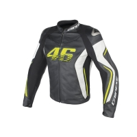 CHAQUETA DAINESE ROSSI VR46 D2 1533756VR4644