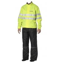 CHAQUETA IMPERMEABLE RAINERS DRY FLUOR