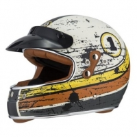 CASCO INTEGRAL NZI FLAT TRACK DIRT