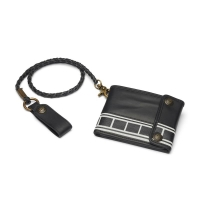 Cartera Faster Sons Riverside de piel Roland Sands N16-PC00B-00-00