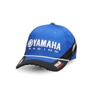 Gorra Speed block Naha PADDOCK BLUE 2018 original Yamaha N18-FH311-E0-00