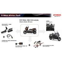 Pack acesorios WINTER PACK XMAX 125/300/400 17-18 B74FAS000000