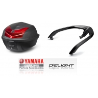 Pack  accesorios Original Yamaha DELIGHT Top Case 30L