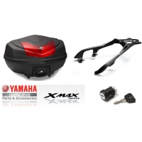 Pack accesorios Originales Yamaha XMAX 125/300/400 Bussines 50L