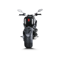 ESCAPE AKRAPOVIC S-D12SO2-HXT DUCATI DIAVEL 1200
