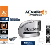 ANTIRROBO URBAN SECURITY UR14S CON ALARMA