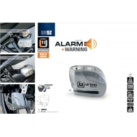ANTIRROBO DISCO URBAN SECURITY UR9Z CON ALARMA