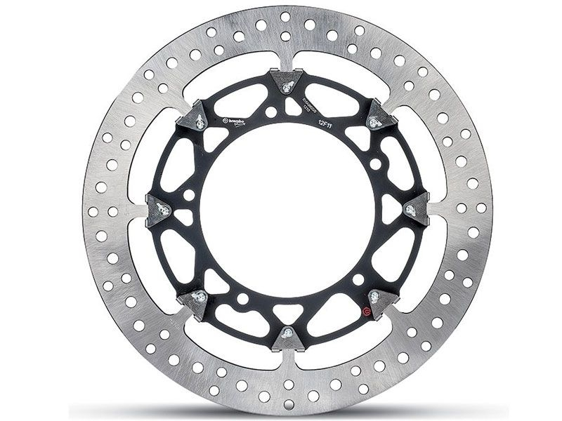 Front Brake Disc Yamaha Yzf R6 Yzfr6 R6 2005 2006 2007 2008 2009