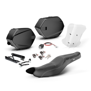 Pack accesorios originales Yamaha TRAVEL Tracer 7 B4T-FTPCK-00-20 1