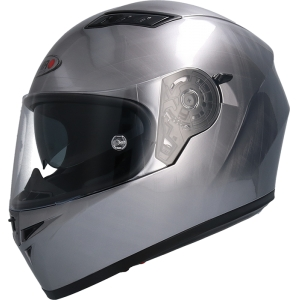 Casco SHIRO SH-600 SCRATCHED CHROME OUTLET