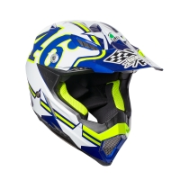 CASCO AGV AX-8 EVO AGV E2205 TOP RANCH 217511A0I0002