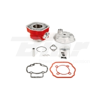 Kit completo cilindro 33457 AIRSAL Racing X Trem Ø50 86,4cc Piaggio NRG Zip Agua 01064350