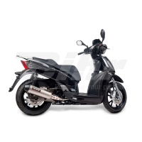 Escape homologado 746339 Yasuni 4T KYMCO People 125 titan look