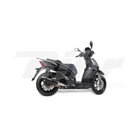 Escape homologado 746340 Yasuni 4T KYMCO People 125 black edition