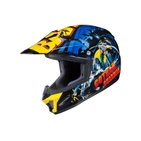 Casco OFF ROAD NIÑO HJC CL-XY II BATMAN DC COMICS