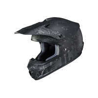 CASCO OFF ROAD HJC CS-MX II CREEPER