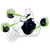 Cubrepiernas scooter universal impermeable Oxford OX399  38633