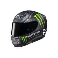 CASCO INTEGRAL HJC RPHA 11 CRUTCHLOW REPLICA BLACK