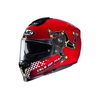 CASCO INTEGRAL HJC RPHA 70 ISLE OF MAN
