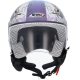 Casco Jet SHIRO SH-20 Tres Chic II OUTLET 2